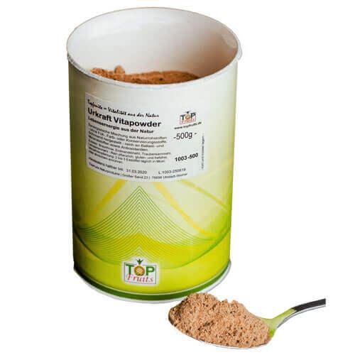 Urkraft Vitapowder von unserem Partner Topfruits